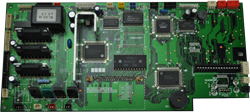 Brother/Babylock Main PC Board,X59204001broecb