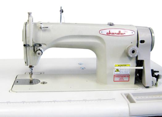 chandler sewing machine manual