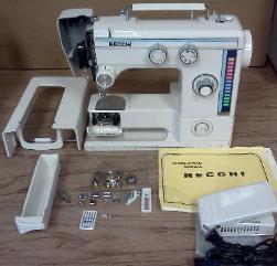 necchi sewing machine parts for sale